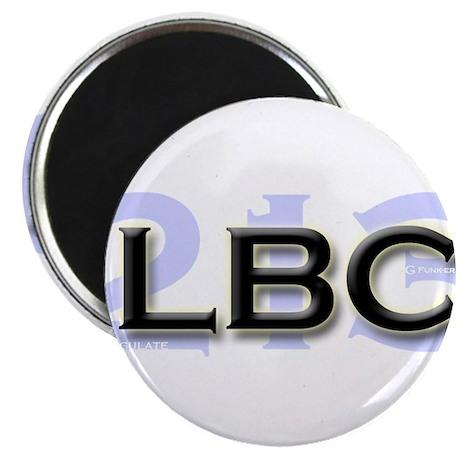 "LBC 213 2.25"" Magnet (100 pack)"