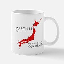 Japan March 11 Mug