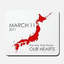 Japan March 11 Mousepad