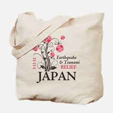 Cherry Blossoms - Japan Tote Bag