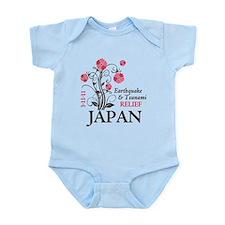 Cherry Blossoms - Japan Infant Bodysuit