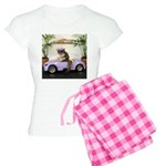 Car Women's Light Pajamas