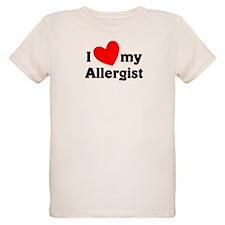 Love Allergist (red) T-Shirt