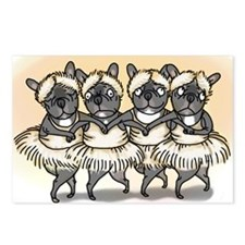 Frenchies Postcards (Package of 8)