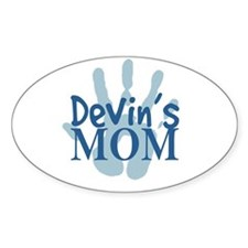 Devin's Mom Decal
