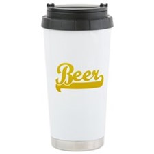 I Love Beer Travel Mug