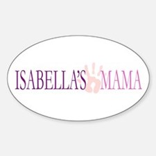 Isabella's Mama Decal
