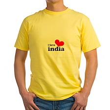 I Love India T