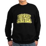 Happy Easter Retro Sweatshirt (dark)