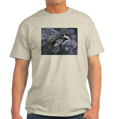 Night Raven Light T-Shirt