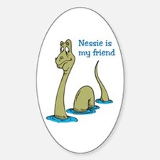 Nessie Decal