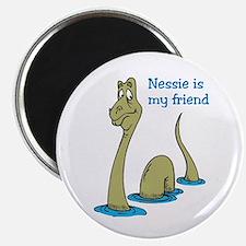 "Nessie 2.25"" Magnet (10 pack)"