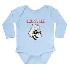Cardhead Long Sleeve Infant Bodysuit