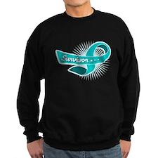 PKD Survivor Ribbon Sweatshirt