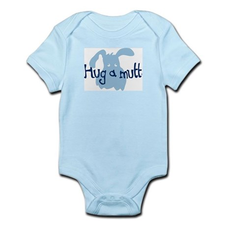 Hug A Mutt Infant Bodysuit