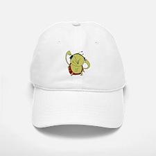 Rockin Lady Bug Baseball Baseball Cap