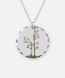 lily of Valley Necklace