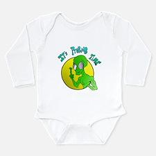 It's Probing Time Long Sleeve Infant Bodysuit