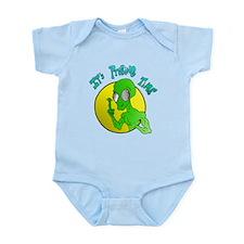 It's Probing Time Infant Bodysuit