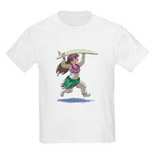 sUrFeRgIrL Kids T-Shirt
