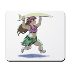 sUrFeRgIrL Mousepad