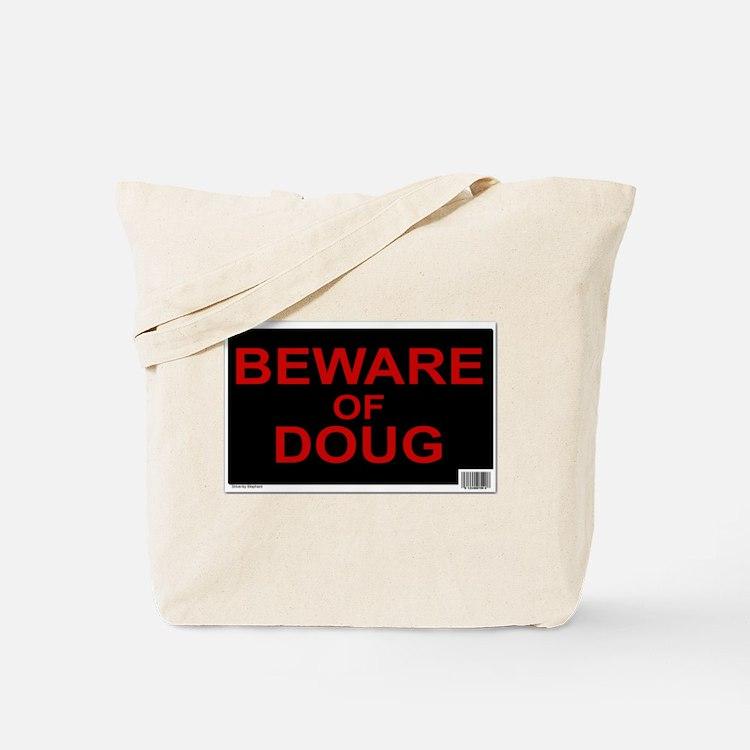 Cute Beware Tote Bag