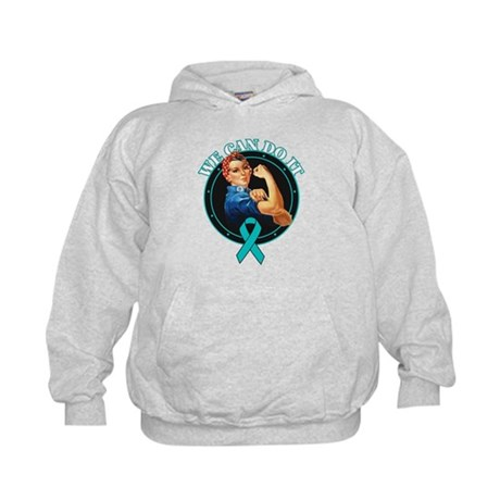 PKD We Can Do It Kids Hoodie