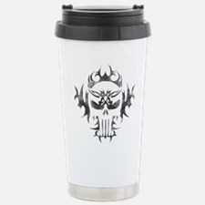 Tribal Punisher Travel Mug
