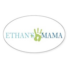 Ethan's Mama Decal