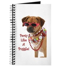 Funny Puggle Journal