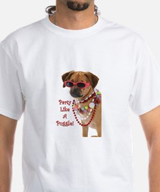 party like a puggle... T-Shirt