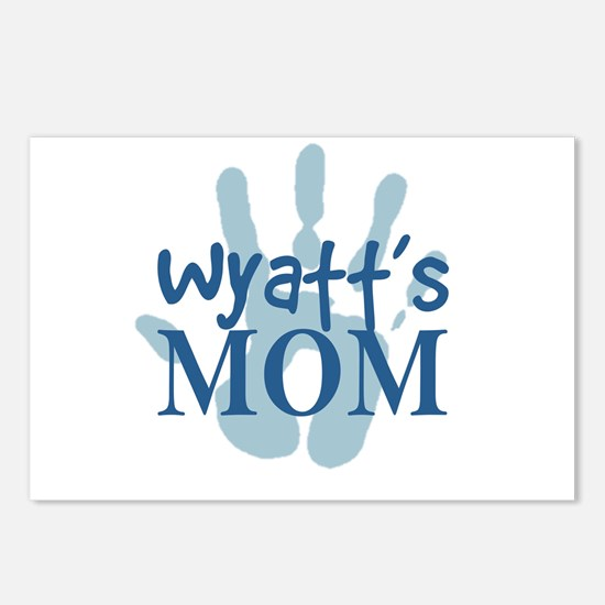 Wyatt's Mom Postcards (Package of 8)