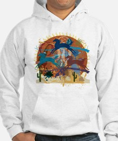Graphic Southwest Story Pony Hoodie