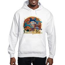 Graphic Southwest Story Pony Jumper Hoody