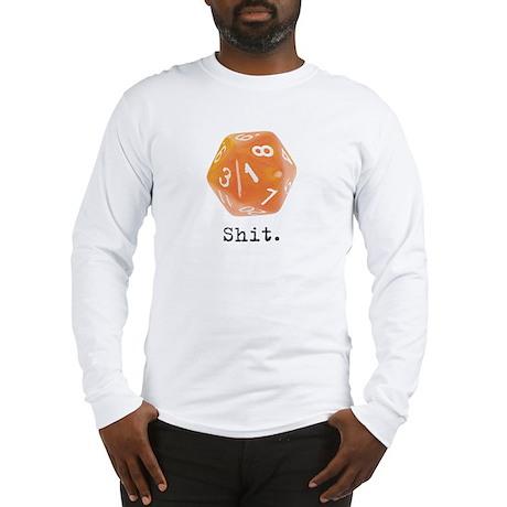 d20 Long Sleeve T-Shirt