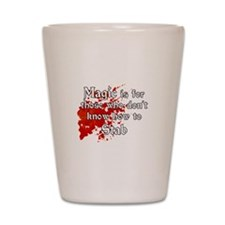 Funny Dungeons dragons Shot Glass