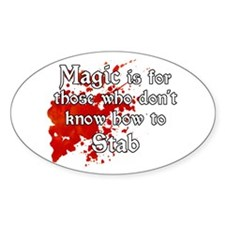 Fantasy roleplaying Decal