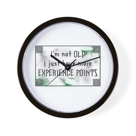 Experience Wall Clock