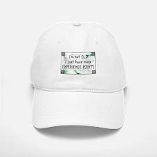 Experience Baseball Baseball Cap