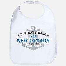 US Navy New London Base Bib