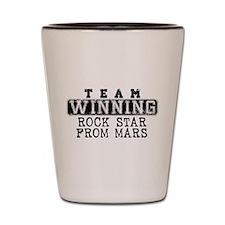 Team Winning - Rock Star From Shot Glass