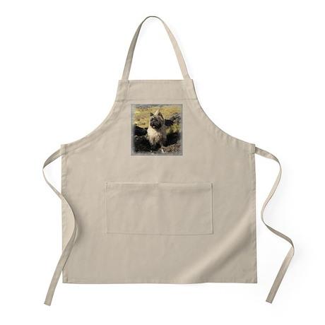 Cairn Terrier Apron