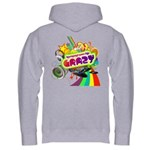 Crazy Hooded Sweatshirt