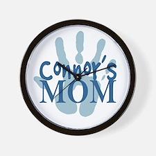 Connor's Mom Wall Clock