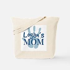 Logan's Mom Tote Bag