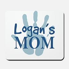 Logan's Mom Mousepad