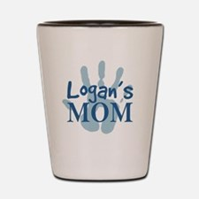 Logan's Mom Shot Glass