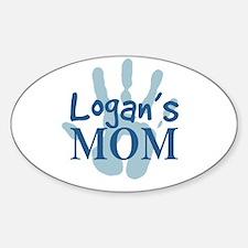 Logan's Mom Decal