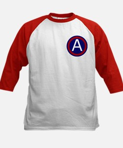3rd Army Kids Baseball Jersey