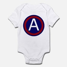 3rd Army Infant Bodysuit